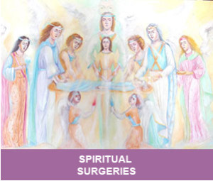 SPIRITUAL SURGERIES
